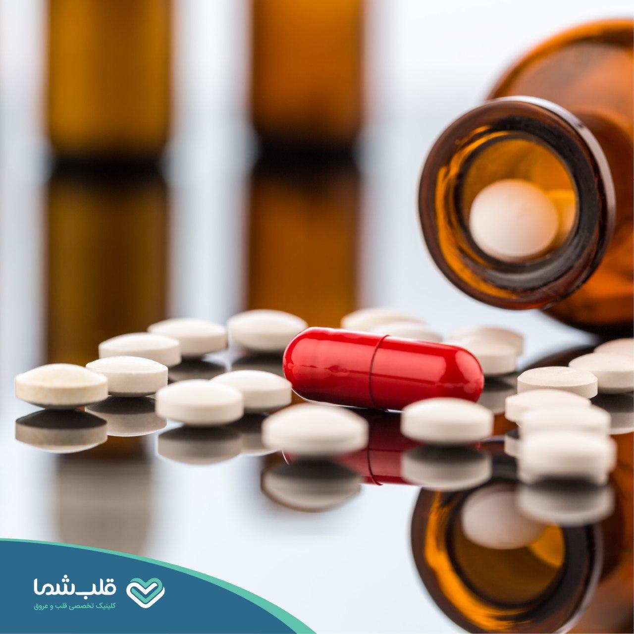 نام اصلی داروهایی که مصرف می کنید را بدانید