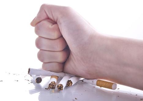 سیگار کشیدن را ترک کنید