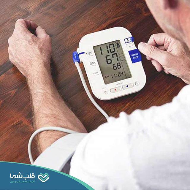 نکات زیر را هنگام اندازهگیری فشار خون رعایت نمایید
